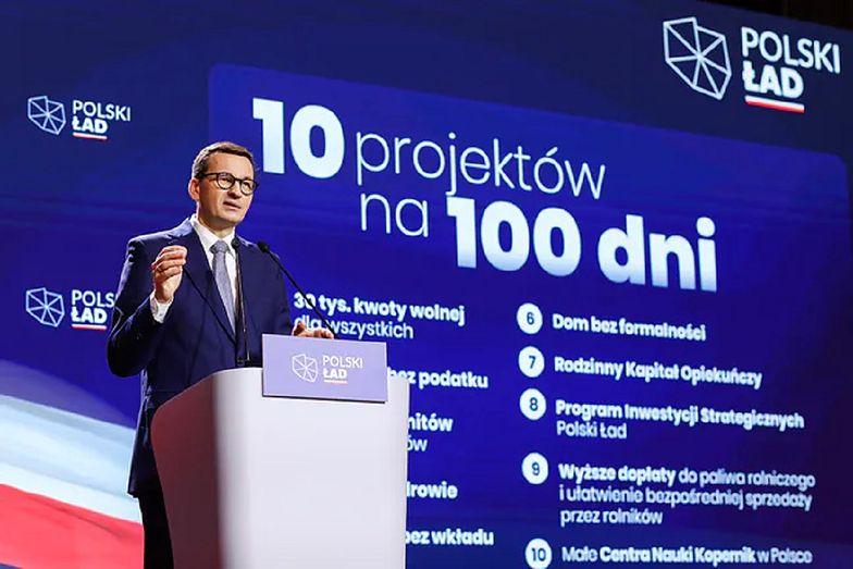 Polski Ład. Media: rząd ugiął się w sprawie składki zdrowotnej. Będzie niższa