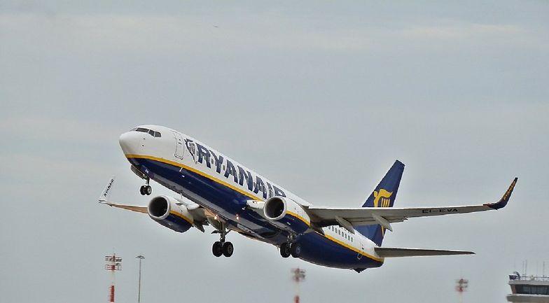 Ryanair chce przywrócić 40 proc. lotów już od lipca.