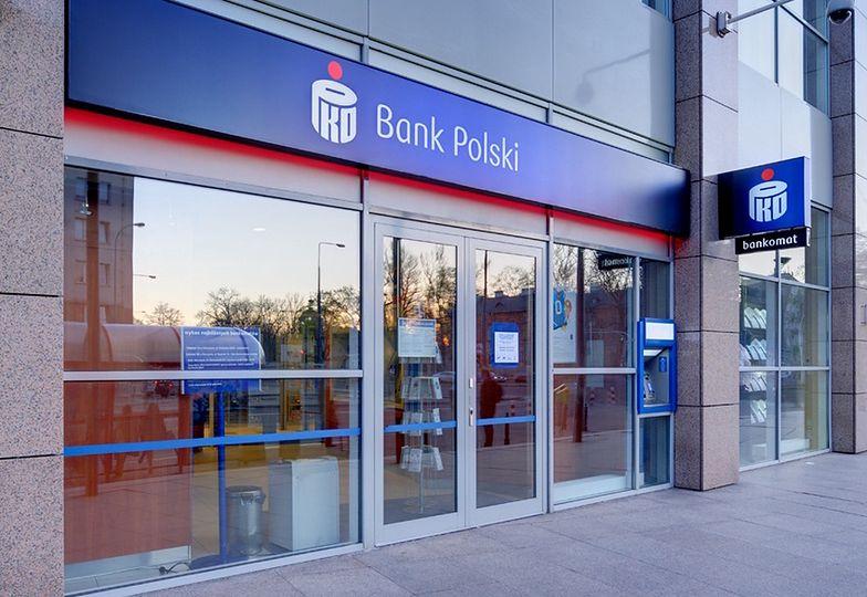PKO BP niemal podwoił zyski. Bank ma za sobą rekordowy kwartał