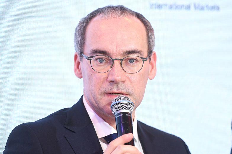 Marek Lusztyn pozostanie w Banku Pekao do końca czerwca.