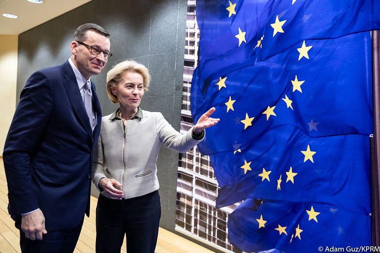 Pieniądze za praworządność. Jest wstępne porozumienie instytucji unijnych