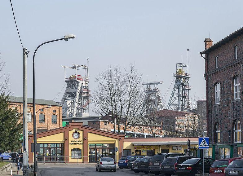 Kopalnia Chwałowice pod Rybnikiem.