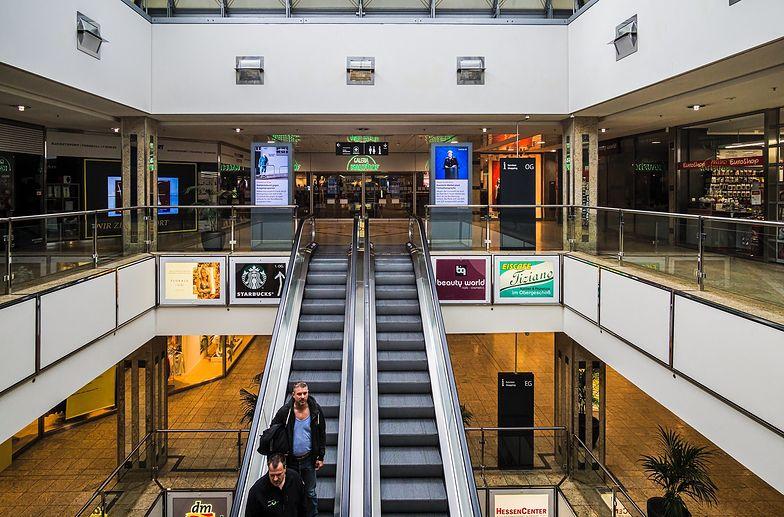 Rzecznik rządu zapowiedział, że otwarcie galerii handlowych może nastąpić jeszcze w maju