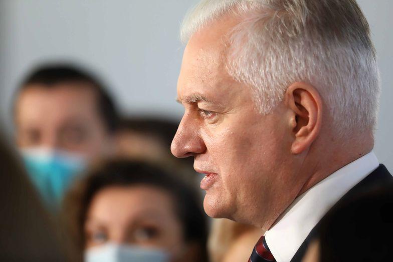 Jarosław Gowin wyrzucony z rządu. Oto co stracił