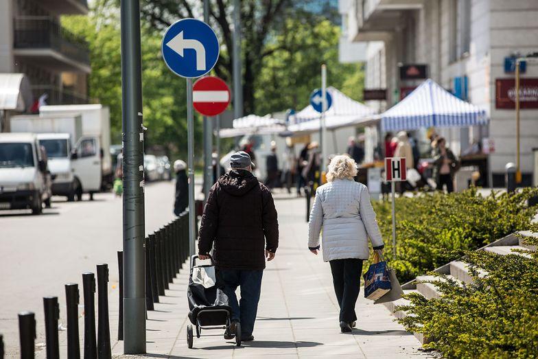 Morawiecki: Wskaźnik waloryzacji rent i emerytur na br. jest na poziomie 104,24%