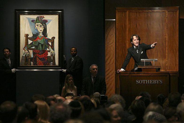 Dzieła Picassa wystawione na sprzedaż. Cena wywoławcza? Grubo ponad ćwierć miliarda złotych