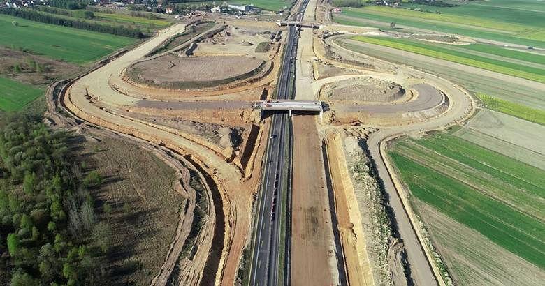 PORR ma umowę na odcinek S16 Borki Wielkie - Mrągowo za 625,9 mln zł