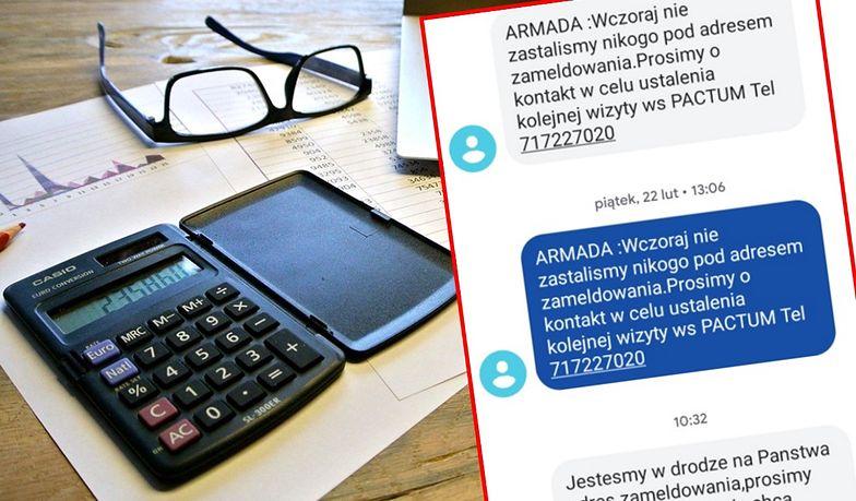 """Nowa metoda oszustwa. """"W Polsce można oddać komornikowi dług, który nie istnieje"""""""