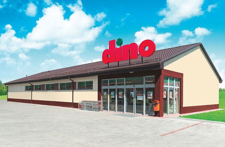 Sieć Dino wstrzymuje otwarcie kolejnych sklepów.