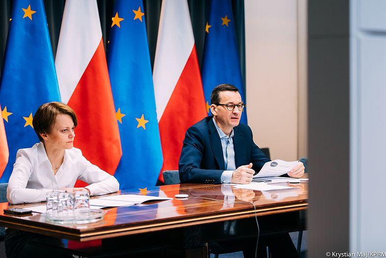 """Emilewicz broni Polskiego Ładu. """"Zmiana w szeregach Zjednoczonej Prawicy powinna przyspieszyć prace"""""""