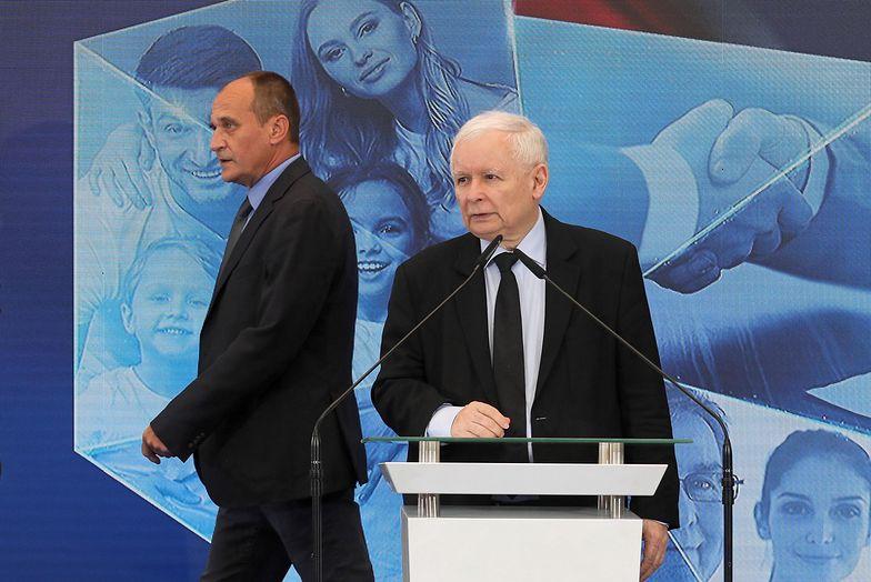 Kukiz stawia warunki Kaczyńskiemu.Test współpracy już we wrześniu