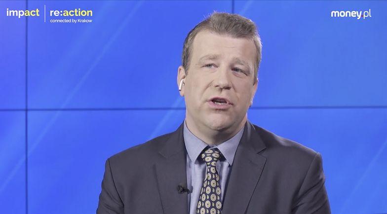 Mateusz Walewski, główny ekonomista Banku Gospodarstwa Krajowego