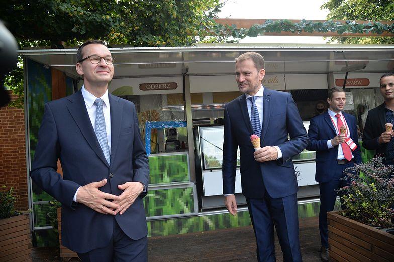 Polski Ład. Premier Morawiecki zachwalał na Facebooku nowy program rządu