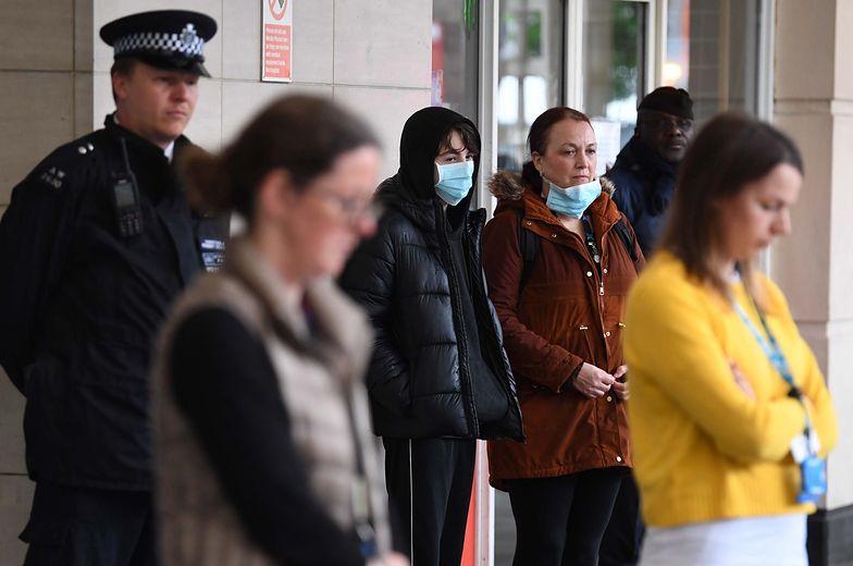 Pandemia osłabiła brytyjską gospodarkę, która już wcześniej znalazła się w kryzysie przez brexit.