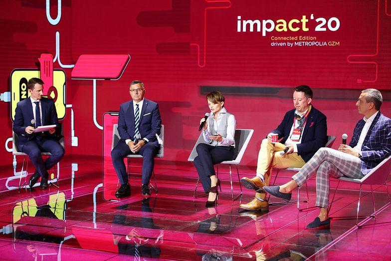 Zobacz spotkanie biznesowych liderów. Oglądaj na żywo Impact finance'20