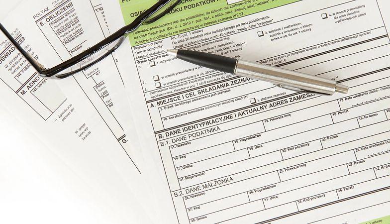 Jeżeli przedsiębiorca zadeklarował, że będzie płacić liniowy podatek, to nie ma odwołania.