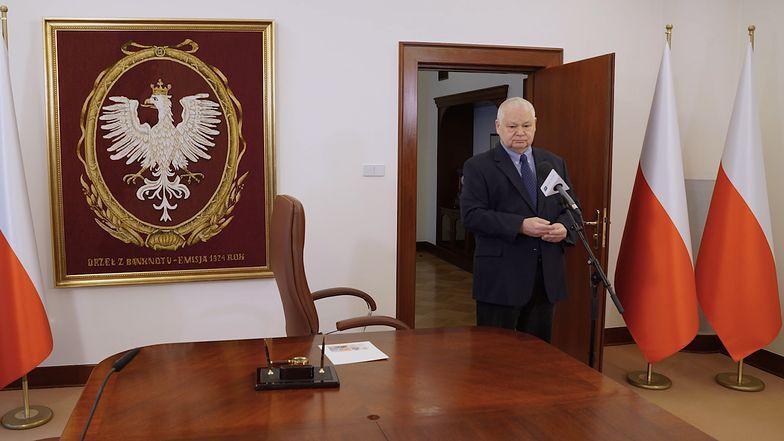 Banknot z Lechem Kaczyńskim. Tak będzie wyglądał