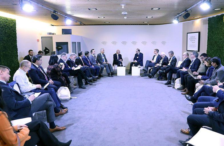 Światowe Forum Ekonomiczne w Davos przełożone. Na razie nie wiadomo na kiedy