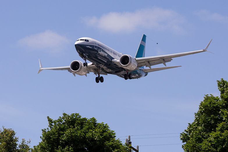Samolot zniknął z radarów. To mogą być kolejne problemy Boeinga