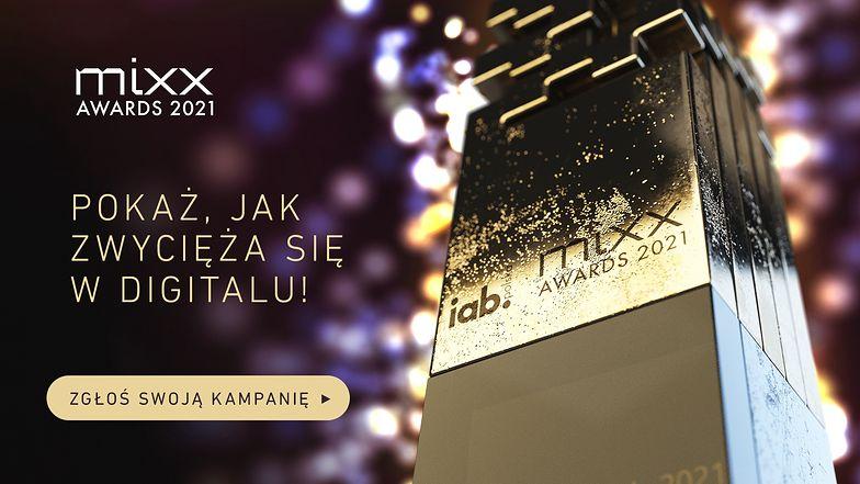 Pokaż, jak zwycięża się w digitalu. Przedłużamy zgłoszenia do IAB MIXX Awards!