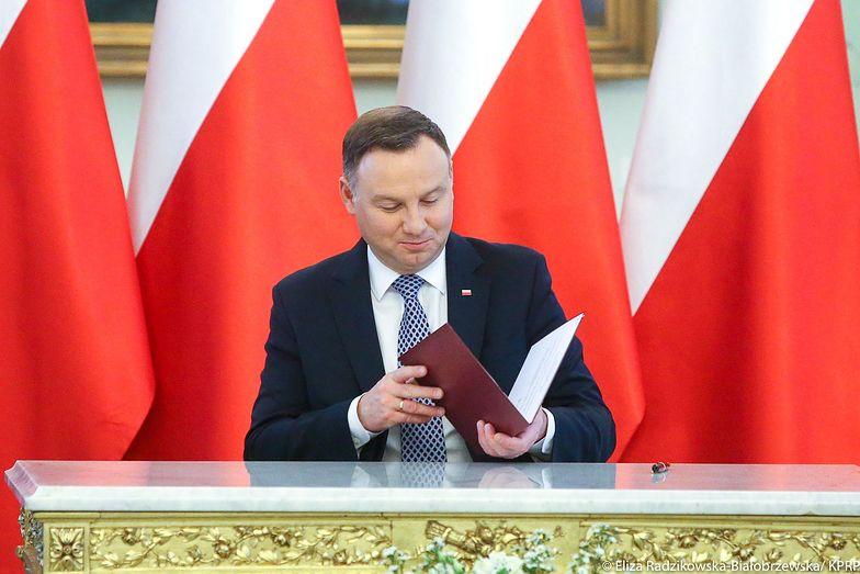 Fundusz Odbudowy. Duda podpisał ustawę konieczną do wypłaty środków z UE