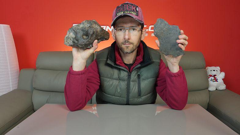 Szukają meteorytów. Ile na nich zarabiają?