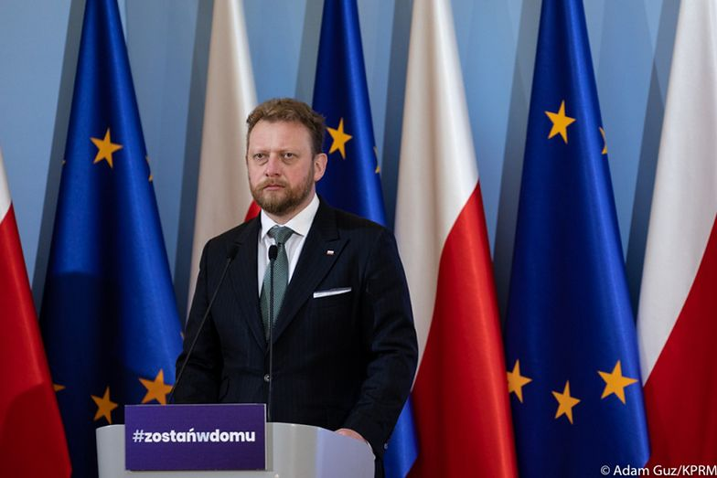 Łukasz Szumowski zapewnił, że nie ma mowy o powrocie do pełnego lockdownu