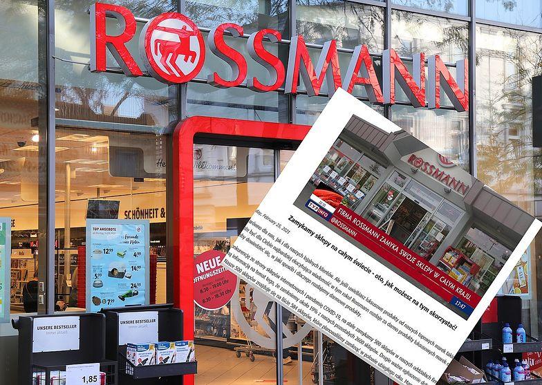 Rossmann rozdaje kosmetyki za darmo? Sephora też? Wyjaśniamy co się stało