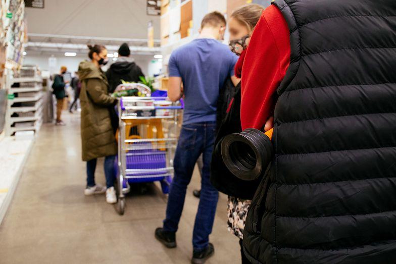Kawa w RTV Euro AGD, karma w Duce, u innych kwestia powierzchni. Tam zrobisz zakupy mimo obostrzeń