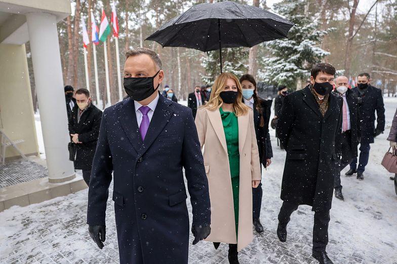 Koronakryzys. Duda ocenia, że Polska i nasz region najszybciej staną na nogi