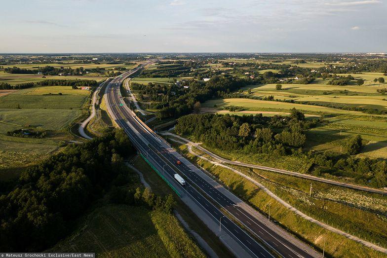 Budowa Via Carpatia. GDDKiA planuje przetargi na ponad 100 km trasy