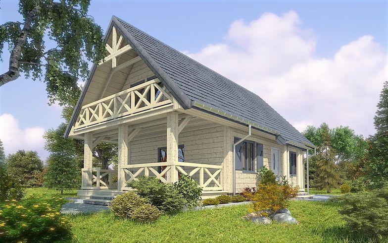 Niebawem ma powstać pierwsze w Polsce osiedle drewnianych domów.