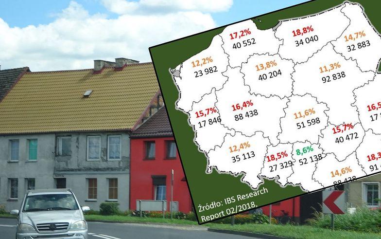 Fala renowacji domów ogarnie Polskę