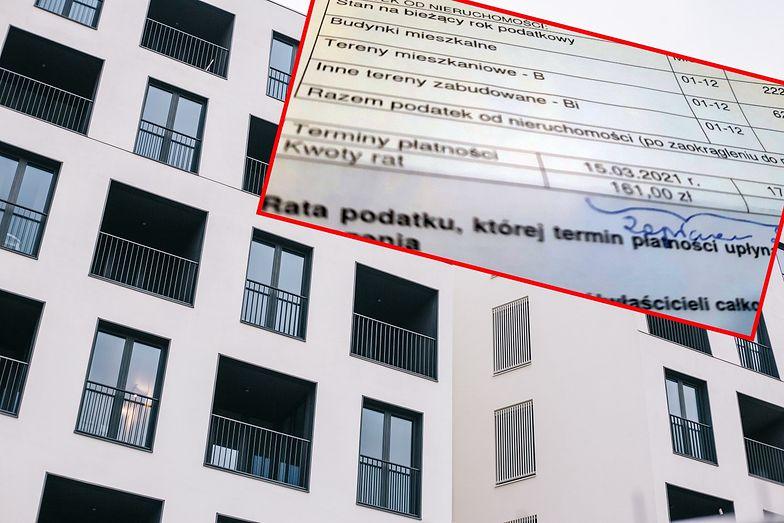 Podatek od nieruchomości 2021. Przelew musisz wysłać do 15 marca