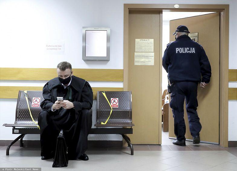 Areszt dla Leszka Czarneckiego. Zaczęło się posiedzenie sądu