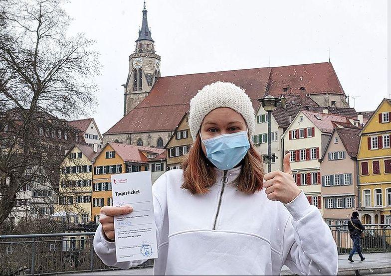 Lockdown. Niemiecki eksperyment w walce z koronawirusem. Masz wynik, idziesz do knajpy czy kina