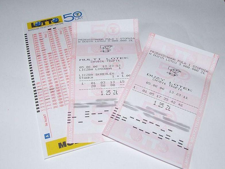Wyniki Lotto 08.05.2021 – losowania Lotto, Lotto Plus, Multi Multi, Ekstra Pensja, Kaskada, Mini Lotto, Super Szansa