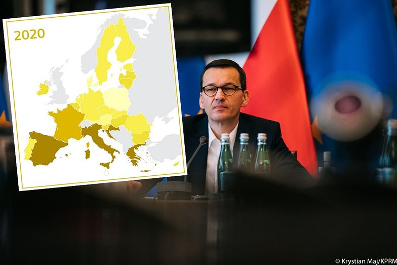 Europę czeka recesja.