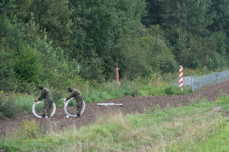 Płot na granicy z Białorusią. Koszt budowy może przekroczyć 400 mln zł