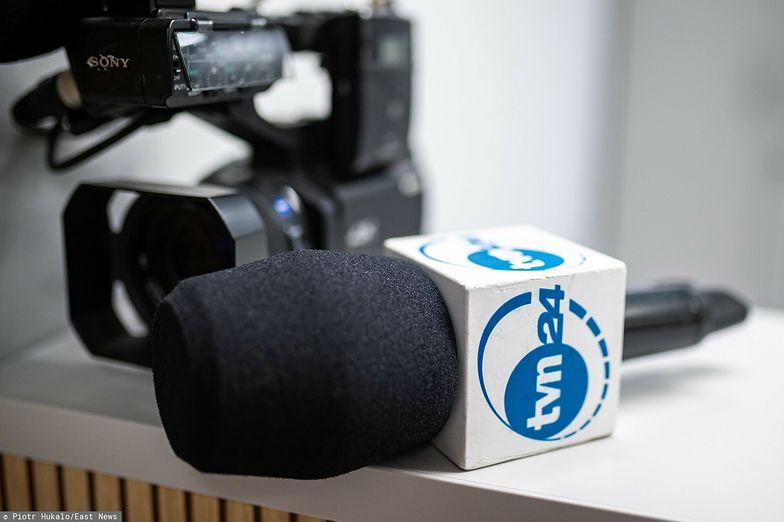 """TVN24 wciąż bez koncesji. ''Zwłoka KRRiT jest motywowana politycznie"""""""