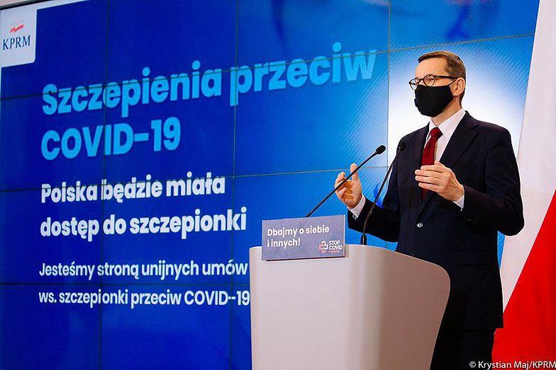 Morawiecki zapewnia, że wszystko podporządkowane jest ochronie zdrowia. Prezes NRL widzi to inaczej