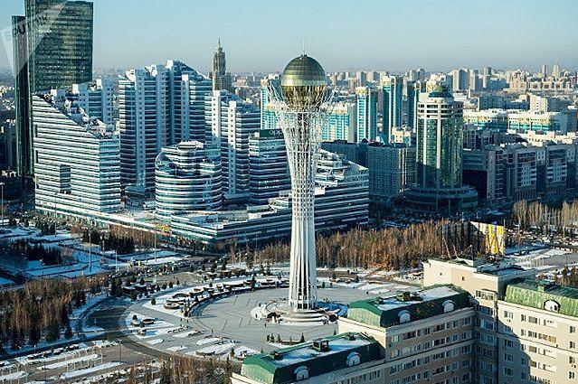 Od kilku lat wzrost PKB w Kazachstanie wynosi ponad 4 proc.