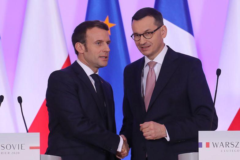 Polsko-francuski problem. Nie osiągnęliśmy unijnych wskaźników