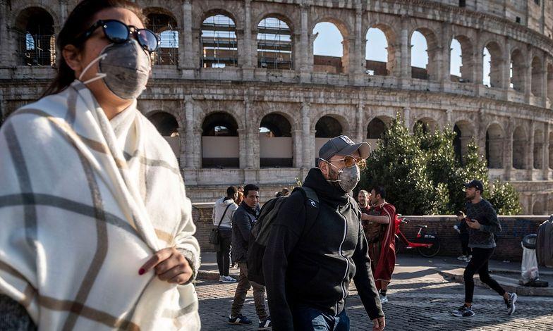 Sytuacja epidemiologiczna we Włoszech jest na tyle trudna, że rządzący nie określają jeszcze nawet horyzontu czasowego dla znoszenia restrykcji