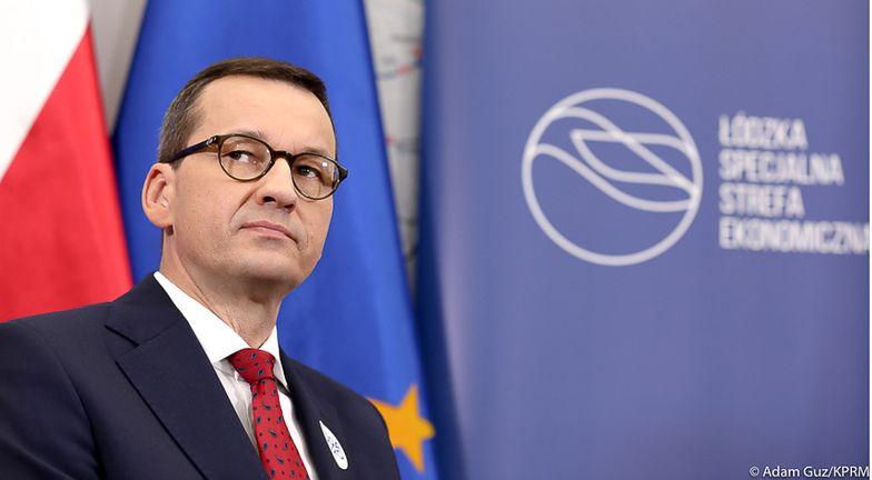 """Morawiecki: """"Nawet jeśli wirus wróci, to nie zamierzamy zamykać gospodarki w takim stopniu, jak do tej pory"""""""