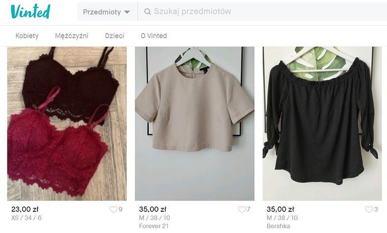 Vinnted jest dziś najpopularniejszą aplikacją do sprzedaży używanych ubrań