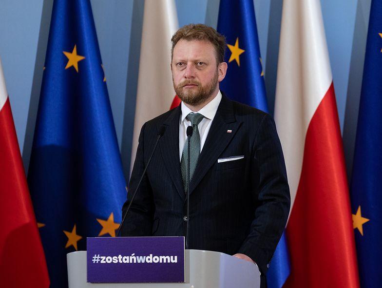 Łukasz Szumowski, zanim został ministrem zdrowia, był wiceministrem nauki