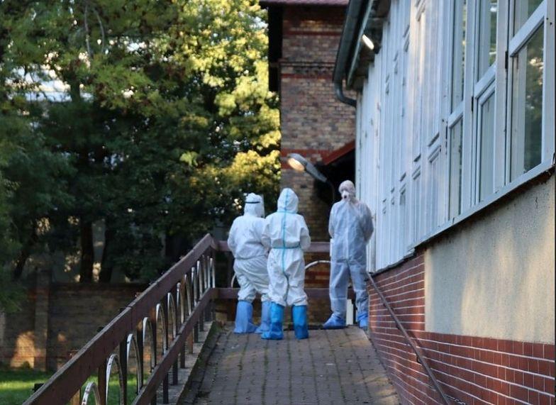 Szpital w Gorzowie Wlkp. prosił zakonnice o pomoc. Zgłosiło się kilkoro świeckich
