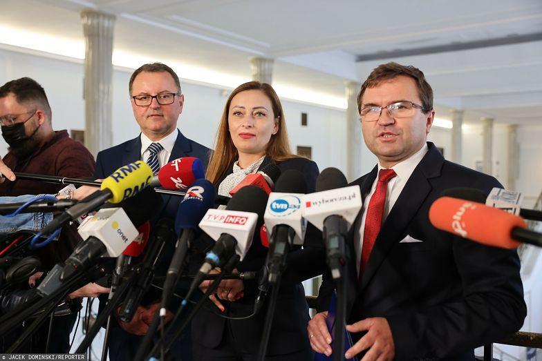 PiS traci większość w Sejmie. Klub opuszcza trójka posłów