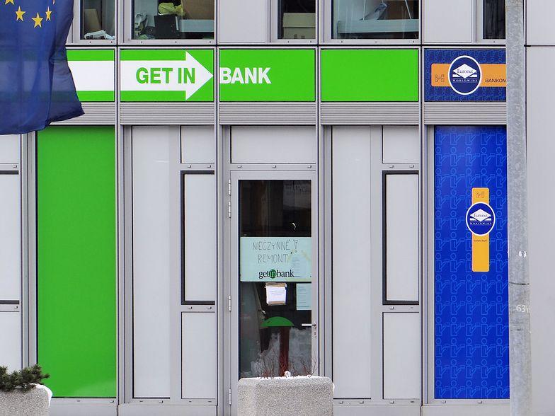 Kolejne zwolnienia w Getin Noble Banku. Przez koronawirusa i decyzję RPP.